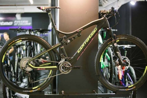 Corratec apresenta  a Mountain Bike Inside Link 10hz - XTR