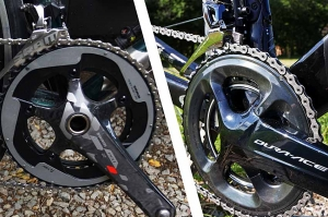 Shimano Dura-Ace vs SRAM Red