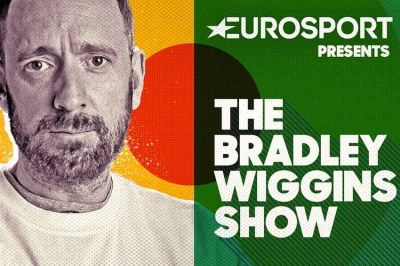 Bradley Wiggins regressa aos microfones do Eurosport para uma nova temporada de podcasts de ciclismo